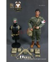 Alert Line 1/6 AL100014 WWII US Army military surgeon_ Suit w/ Head _ZZ067R