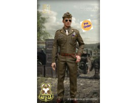 [Pre-order deposit] Alert Line 1/6 AL100028B WWII US Army Officer Uniform Suit_ Set B _AL004B