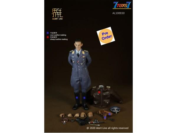 [Pre-order deposit] Alert Line 1/6 AL100030 WWII Luftwaffe Fighter Ace_ Box Set _AL006Z