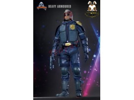 Art Figures 1/6 AF015B Heavy Armored Special Cop_ Blue limited Box _Movie AR013Y