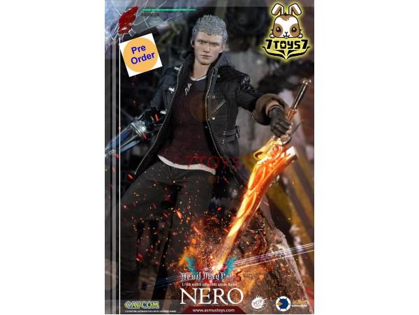 [Pre-order] Asmus Toys 1/6 DMC503 Devil May Cry 5 - Nero_ Box Set _Capcom Video Games AS049Z