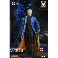 Asmus Toys 1/6 DMC002 Devil May Cry - Vergil_ Box Set _Capcom Video Games AS044Z