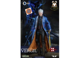 [Pre-order] Asmus Toys 1/6 DMC002 Devil May Cry - Vergil_ Box Set _Capcom Video Games AS044Z