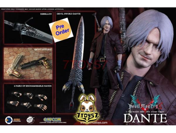 [Pre-order deposit] Asmus Toys 1/6 DMC502 Devil May Cry V (DMC V) - Dante_ Box Set _Capcom AS064Z