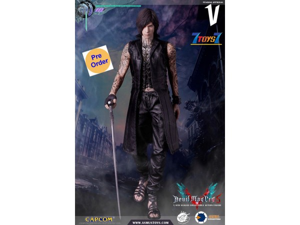 "[Pre-order deposit] Asmus Toys 1/6 DMC501 Devil May Cry 5 ""V""_ Box Set _AS071Z"