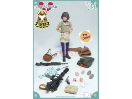 [Pre-order] Asmus Toys 1/6 GC001 Girl Crush - M_ Box Set _AS050Z