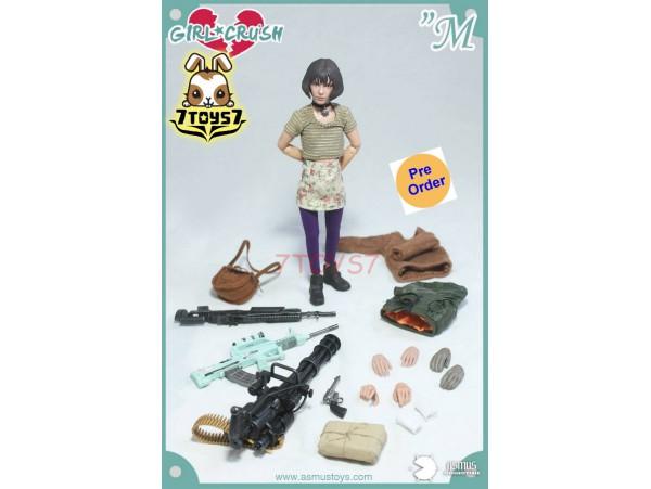 [Pre-order] Asmus Toys 1/6 GC001 Girl Crush - M_ Box Set _AS050Z