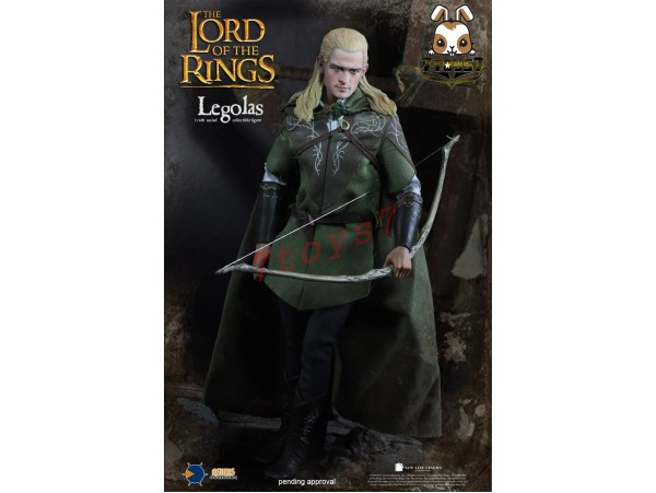 Asmus Toys 1/6 LOTR010 The Lord of the Rings Series: Legolas_ Box Set _LOTR AS035Z