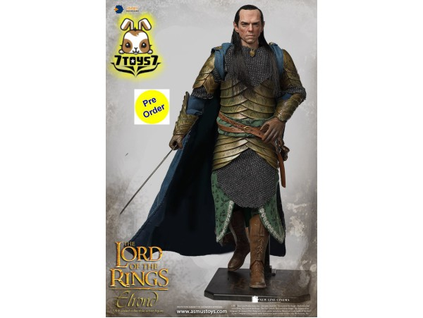 [Pre-order deposit] Asmus Toys 1/6 LOTR024 The Lord of the Rings - Elrond_ Box set _LOTR AS062Z
