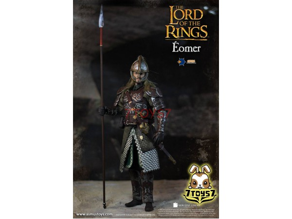 Asmus Toys 1/6 LOTR011 The Lord of the Rings Series: Eomer_ Box Set _AS047Z