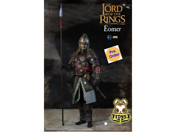 [Pre-order] Asmus Toys 1/6 LOTR011 The Lord of the Rings Series: Eomer_ Box Set _AS047Z