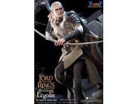 Asmus Toys 1/6 LOTR029 LOTR - Legolas At Helms Deep_ Box Set _Greenleaf Orlando Bloom Now AS074Z