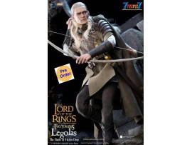 [Pre-order deposit] Asmus Toys 1/6 LOTR029 LOTR - Legolas At Helms Deep_ Box Set _AS074Z