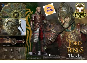 [Pre-order] Asmus Toys 1/6 LOTR022 LOTR series - THeODEN_ Box Set _AS055Z