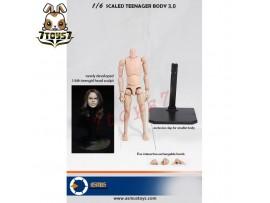 Asmus Toys 1/6 TEENBD03 Teenager Body 2.0  & Girl head_ Set _Now AS041Y