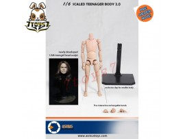 [Pre-order] Asmus Toys 1/6 TEENBD03 Teenager Body 3.0  & Girl head_ Set _AS041Y