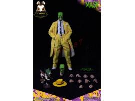 Asmus Toys x STANTON & MASON 1/6 The Mask_ Box Set w/ dog _Now AS029Z