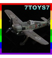 Aviation Model 1/144 FW-190A-8 #70007_Pre-painted Konrad Bauer German Ace AM004A