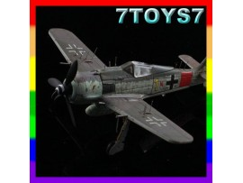 Aviation Model 1/144 FW-190A-7 #70010_Built German Lt Klaus Bretschneider AM004D