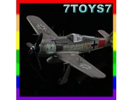 Aviation Model 1/144 FW-190A-7 #70010_Built German Lt Klaus Bretschneider AM004D