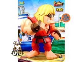 [Pre-order] Big Boy Toys: Bulkyz Collections Street Fighter - Ken_ Figure Box Set _BB004A