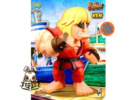 [Pre-order] Big Boy Toys: Bulkyz Collections Street Fighter - Ken_ Figure Box Set _BB004A