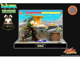 [Pre-order] Big Boys Toys - Street Fighter T.N.C.-04 (The New Challenger): Guile_ Statue _BB001B