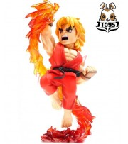[Pre-order] Big Boys Toys - Street Fighter T.N.C.-02 (The New Challenger): Ken_ Statue _BB001A
