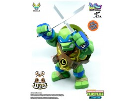 [Pre-order] Big Boy Toys: Bulkyz Collections Teenage Mutant Ninja Turtles - Leobardo_ Deluxe Figure Box Set _BB002D