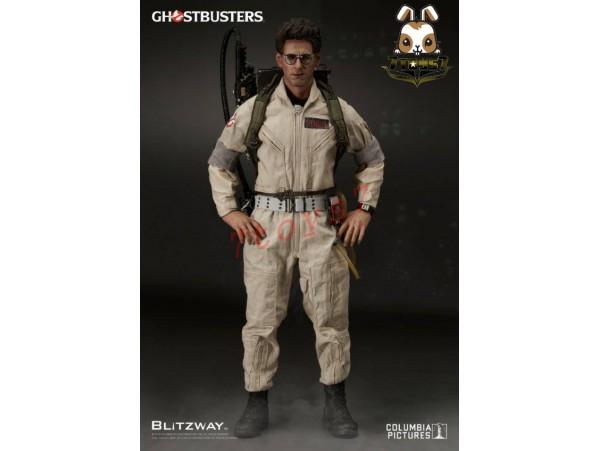[Pre-order] Blitzway 1/6 Ghostbusters 1984 - Egon Spengler_ Box Set _Movie BW008C