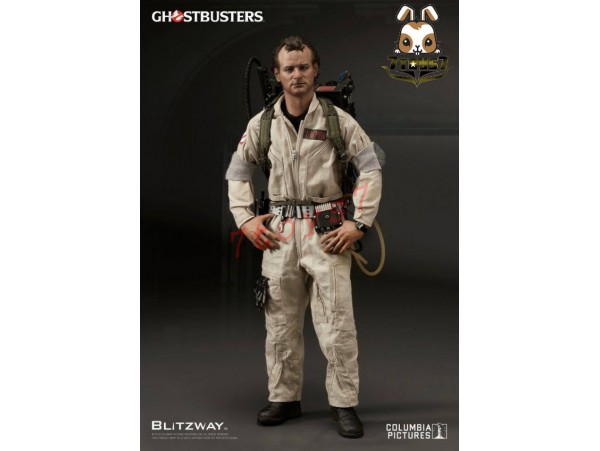 Blitzway 1/6 Ghostbusters 1984 - Dr Peter Venkman_ Box Set _Movie Now BW008A
