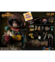 [Pre-order deposit] Blitzway 1/6 Hunters: Day After WWIII - Dr.BB_ Box Set _BW021Z