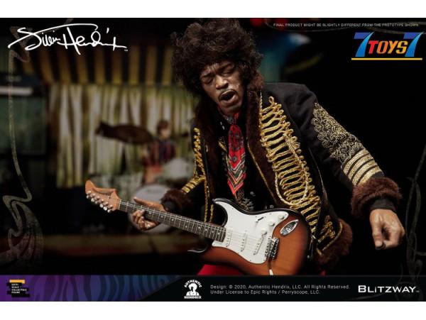 Blitzway 1/6 Jimi Hendrix_ Box Set _BW022Z