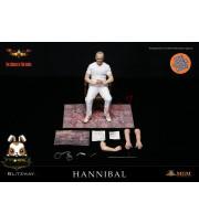 [Pre-order] Blitzway 1/6 Silence of Lamb Hannibal (white prisoner version)_ Box _BW010Y