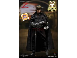 [Pre-order] Blitzway 1/6 The Mask of Zorro 1998_ Box Set _BW015Z
