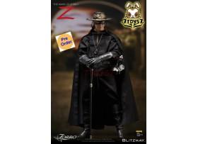 [Pre-order] Blitzway 1/6 The Mask of Zorro 1998_ Box Set _BW015Z