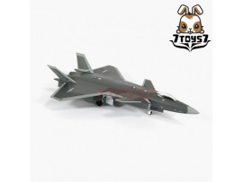 Air Force 1 Blmusa 1/144 PRC PLA Chengdu J-20 Stealth Fighter_ Diecast Model BL004Z