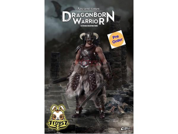 [Pre-order] CM Toys 1/6 CM003 Dragonborn Warrior_ Box Set _CT015Z
