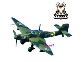 Cafereo 1/144 Dive Bomber#4 Ju87D-5 of III./StG2 CR001D
