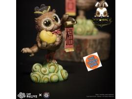 [Pre-order] Cakeson Male Owl_ Statue _CAK001Y