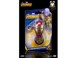 Camino: Iron Man_ Flash light Keychain _The Avengers Infinity War Marvel Movie CI009B