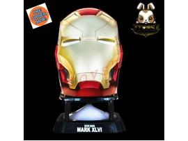 [Pre-order] Camino: Iron Man Mark XLVI Helmet_ Bluetooth Minispeaker _The Avengers Infinity War Marvel Movie CI010B