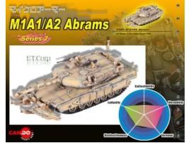 Cando S7 #45 1/144 USMC M1A1HA Abrams:1st Platoon,B-Coy _Tank Can.do DAX02C