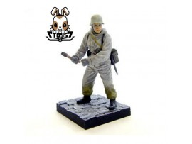 Cando 1/35 S1#5 Eastern Front stick G. German Infantry Dragon WWII Can.do CAX15E