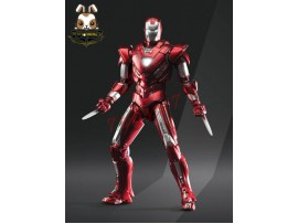 Comicave Studios 1/12 Iron Man Mark 33 - Silver Centurion_ Box Set CV003Z