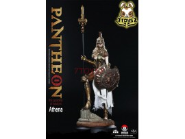 COO Model 1/6 HS001 Pantheon - Athena Goddness of Wisdom_ Box _die-cast CL056Y