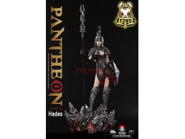 COO Model 1/6 HS002 Pantheon - Hades Goddness of Underworld_ Box _die-cast CL056Z