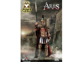 Coo Model x Homer 1/6 HS003 Pantheon - Ares God of War_ Box _die-cast CL072X