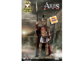 [Pre-order deposit] Coo Model x Homer 1/6 HS003 Pantheon - Ares God of War_ Box _die-cast CL072X