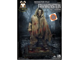 [Pre-order] COO Model x OUZHIXIANG 1/6 MF006 Monster File Series - Frankenstein (Hidden Edition)_ Box Set _CL047Z